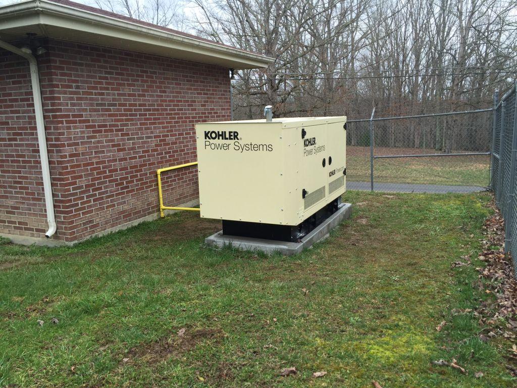 Kohler 50 KW - Water Department